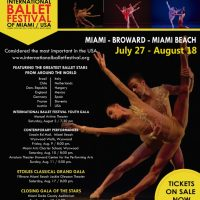 Miami Hispanic Ballet Corp
