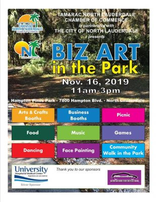 Biz Art in the Park