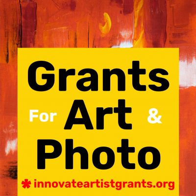 Call to Artists  - Innovate Grants
