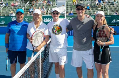 30th Annual Chris Evert Pro-Celebrity Tennis Classic