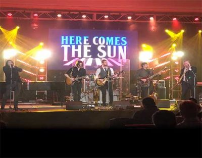 Here Comes the Sun at Arts Garage