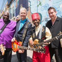 Lil' Ed and the Blues Imperials at Arts Garage