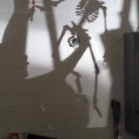Shadow Puppet Workshop from A to Z