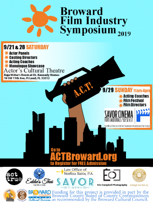 Broward Film Industry Symposium