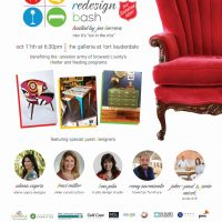 The Seventh Annual Salvation Army of Broward County Red Shield ReDesign Bash