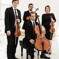 Haller Foundation Serenades @ Sunset: Symphony of the Americas Con Brio String Quartet & Friends
