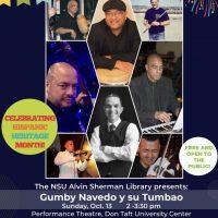 Hispanic Heritage Concert: Gumby Navedo y su Tumbao