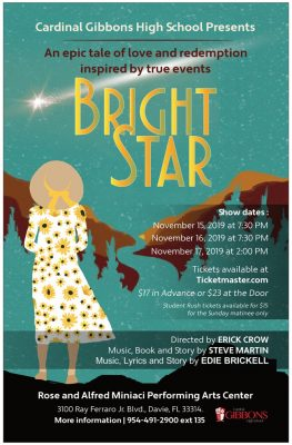 Cardinal Gibbons High School Fall Production of Br...