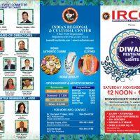 IRCC Diwali Festival of Lights 2019