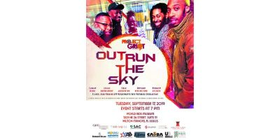 """OUTRUN THE SKY"" - Film Screening and Community Dialogue"