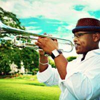 Brass Man Etienne Charles in Concert