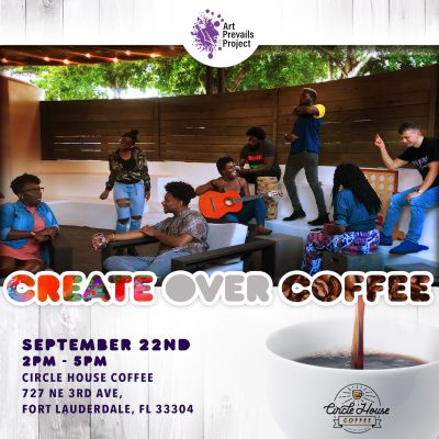 Create Over Coffee