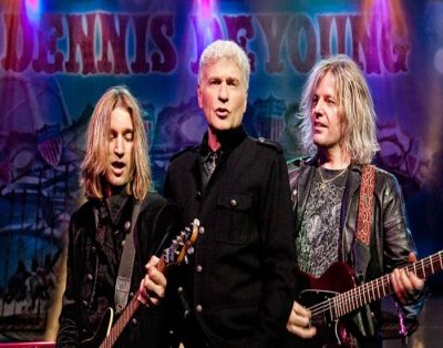 Dennis DeYoung and Night Ranger at the Pompano Beach Amphitheater