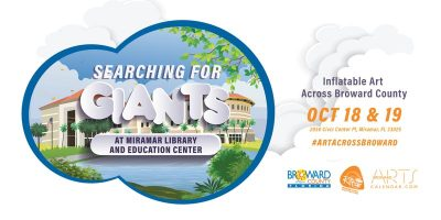 Searching for Giants at Miramar Library and Educat...