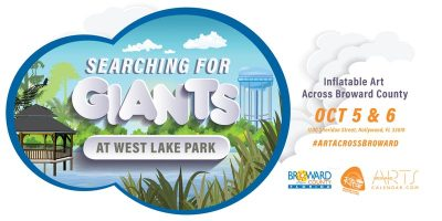 Searching for Giants at West Lake Park
