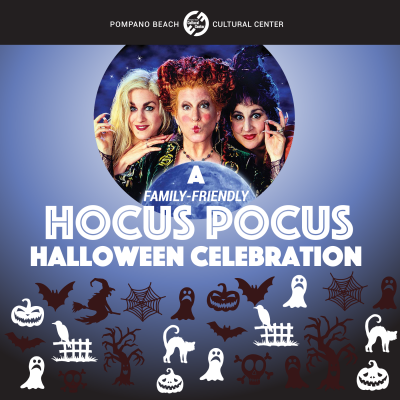 A Hocus Pocus Night at the Cultural Center