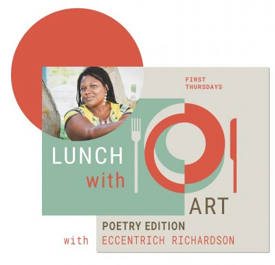 Lunch with Art: The Poetry Edition