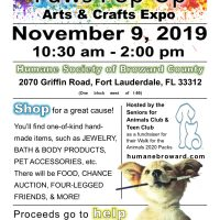Paws Pop-Up Arts and Crafts Expo