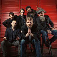 Ghost Town Blues Band at Arts Garage