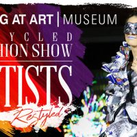 Young at Art Museum 14th Annual Recycled Fashion Show