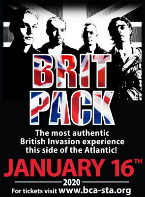 The Brit Pack