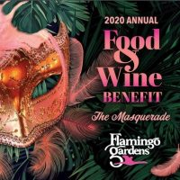 2020 Annual Food and Wine Benefit