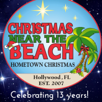 Christmas Near The Beach 2019