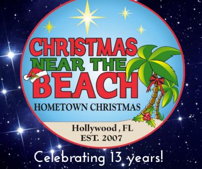 Christmas Near The Beach 2019