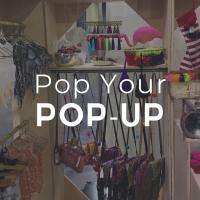 Art Lab | Pop Your Pop Up Shop
