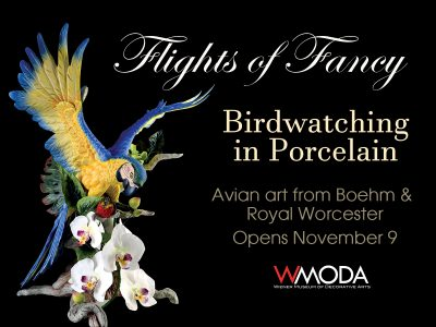 Flights of Fancy – Birdwatching in Porcelain at the Wiener Museum of Decorative Arts