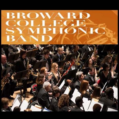 Broward Symphonic Band Sousa Concert at Bailey Hal...