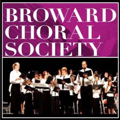Broward Choral Society and Select Choir Concert
