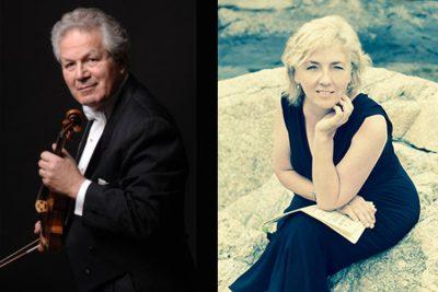 2019 FIU Music Festival: Robert Davidovici and Bernadene Blaha