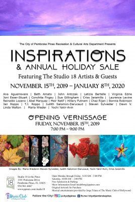 Studio18 Annual Holiday Sale