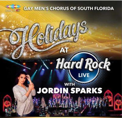 Holidays at Hard Rock Live!