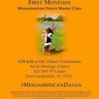First Mondays Master Class