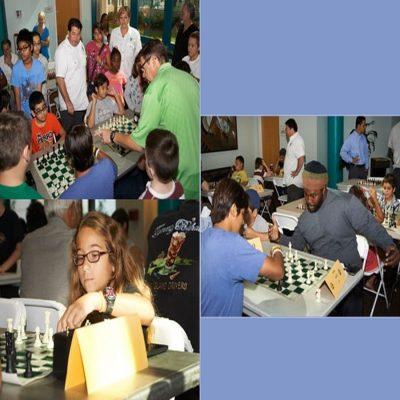 Pompano Mayors' Chess Challenge