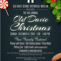 Old Davie Christmas