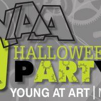 YAA Halloween Party