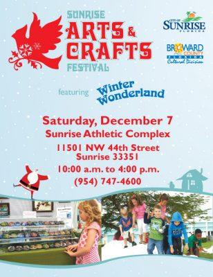 Sunrise Arts and Crafts Festival