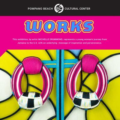 Works Exhibition by Michelle Drummond Exhibition