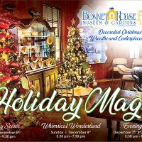 Holiday Magic Evening Experience at Bonnet House