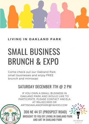 Oakland Park Small Business Expo