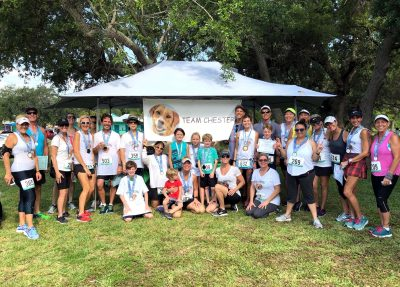 Pawsitive Strides 5K to Benefit Shelter Animals
