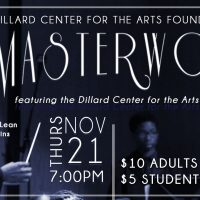 Dillard Center for the Arts Wind Orchestra Masterworks Concert