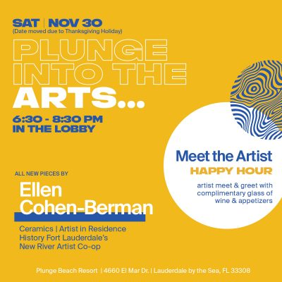 Plunge into the Arts