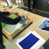 January Screenprinting Intensive