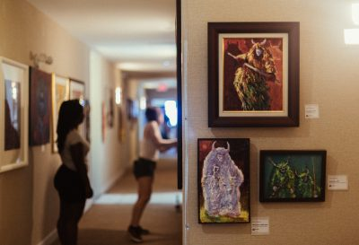 Miami Art Week at Breakwater Hotel
