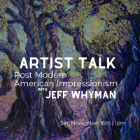 Art Talk | Postmodern American Impressionism