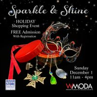 Sparkle and Shine – Holiday Shopping Event